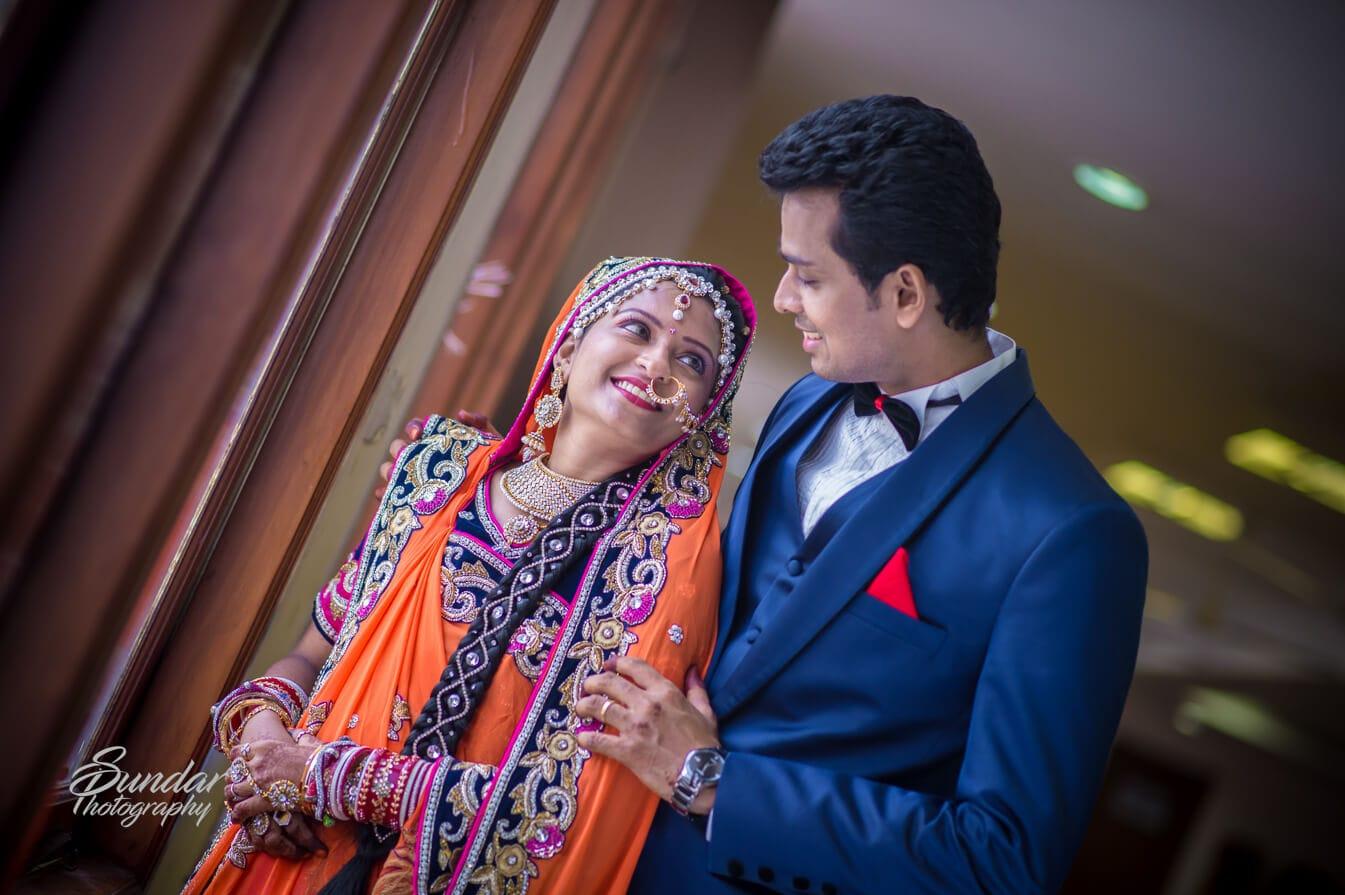 Rajesh + Dimple – Sundar Photography